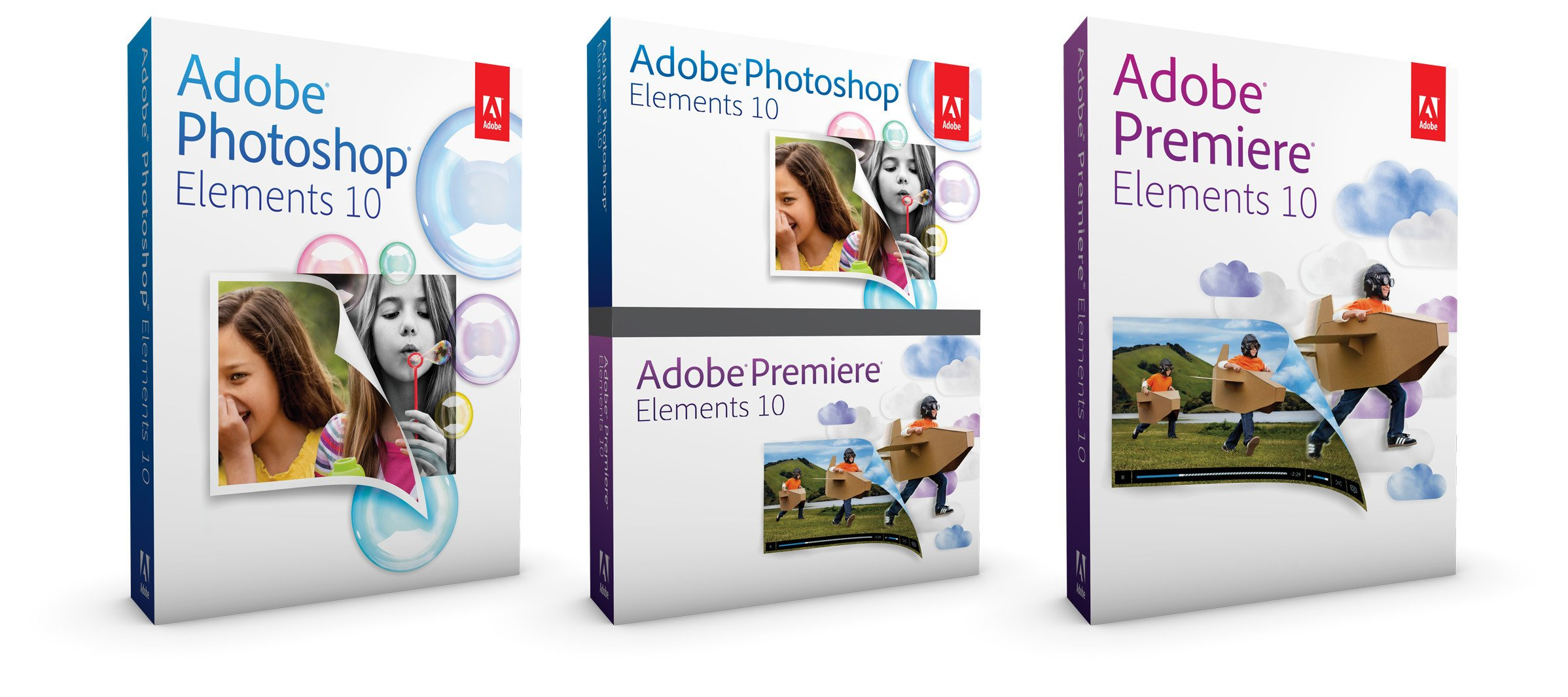Adobe_Photoshop Elements 10 ve Premiere Elements 10