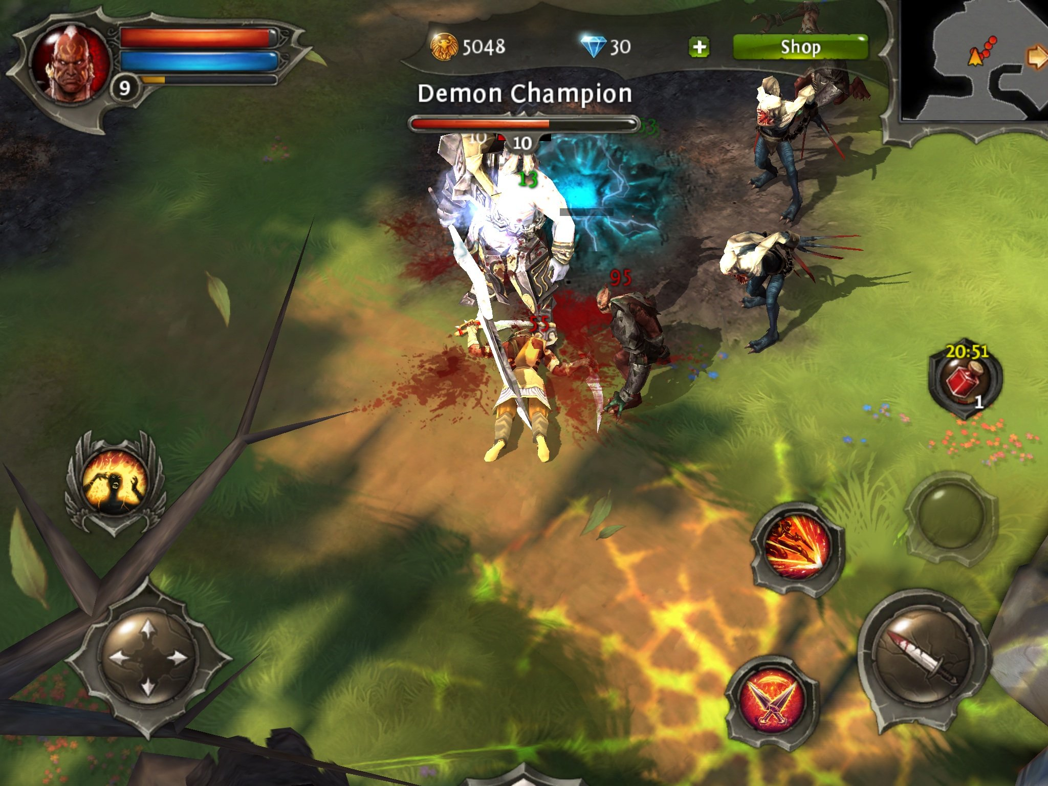 Dungeon-Hunter-4-Android-preview2