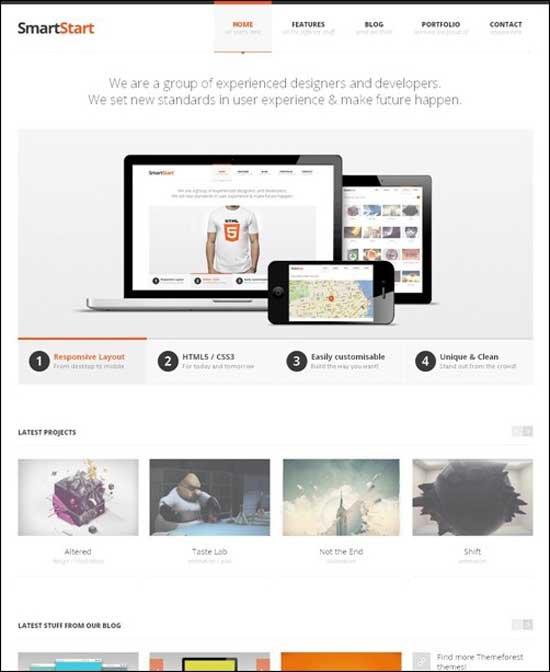 Wordpress Themes Responsive